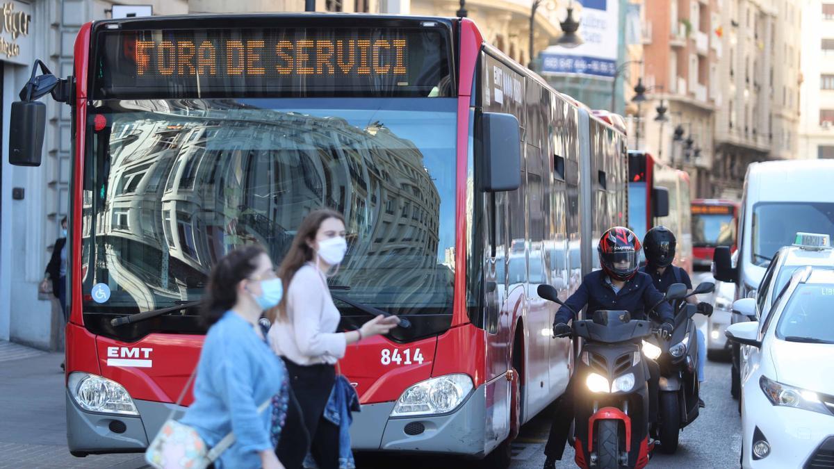 ¿Cuál es el futuro de los autobuses de la EMT por el coronavirus?