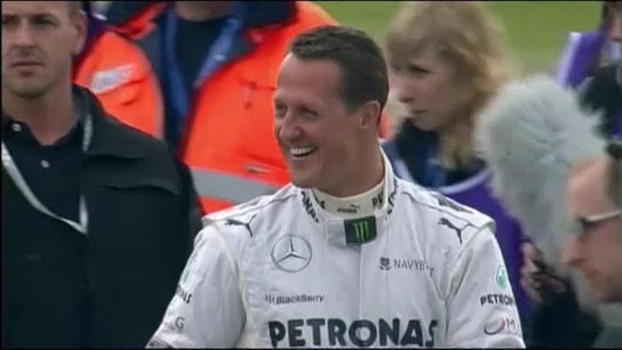 Schumacher ingresa en un hospital en París para recibir un tratamiento secreto