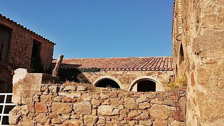 L'Albera rehabilita un edifici rural de finals del segle XIX