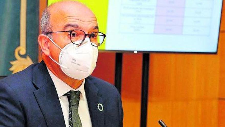 Pestana admite que Madrid incumple dos de cada tres promesas a las Islas