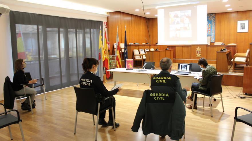Ibi pide a Subdelegación una tramitación extraordinaria para aumentar la plantilla de la Policía Local