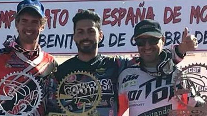 Ramon Brucart és segon a Don Benito i acaba sisè l'estatal de MX-35
