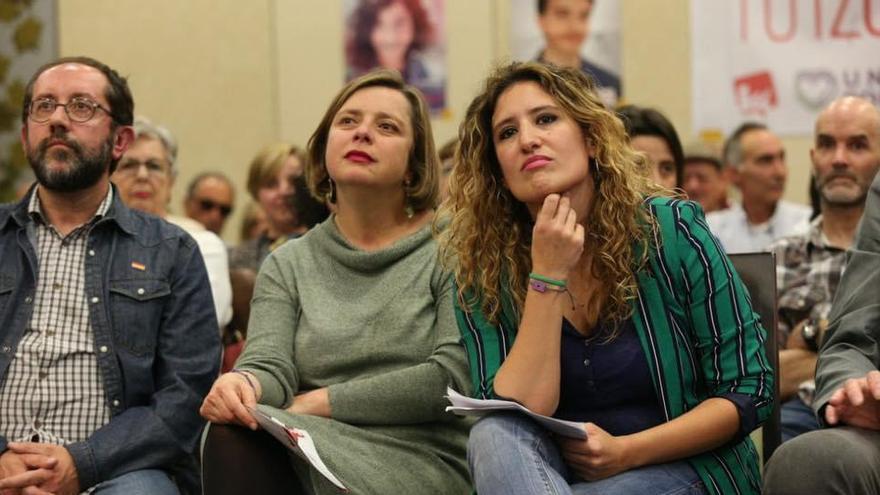 """Anabel Santiago dimite como concejala de Somos Oviedo: """"El ambiente era irrespirable"""""""