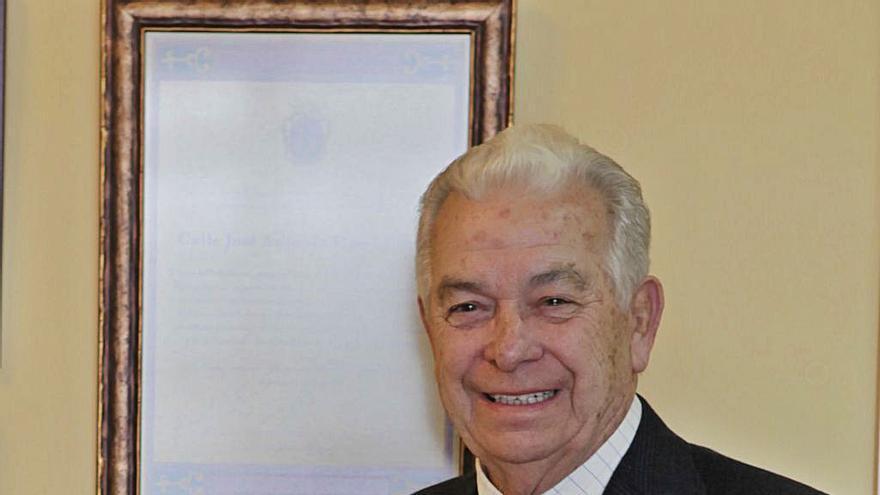 """Fallece José Antonio Hevia Corte, el """"empresario humanista"""""""