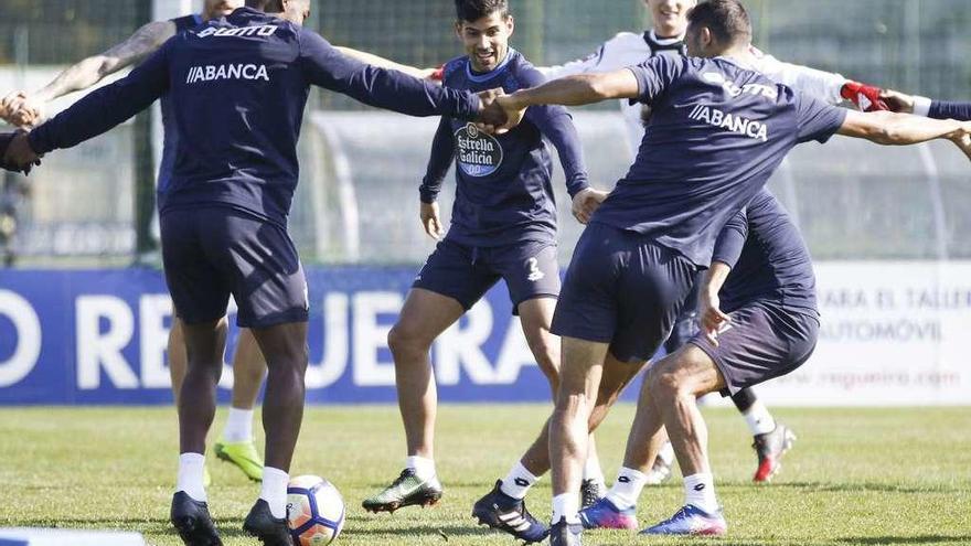 El Deportivo, con Guilherme pero sin Sidnei