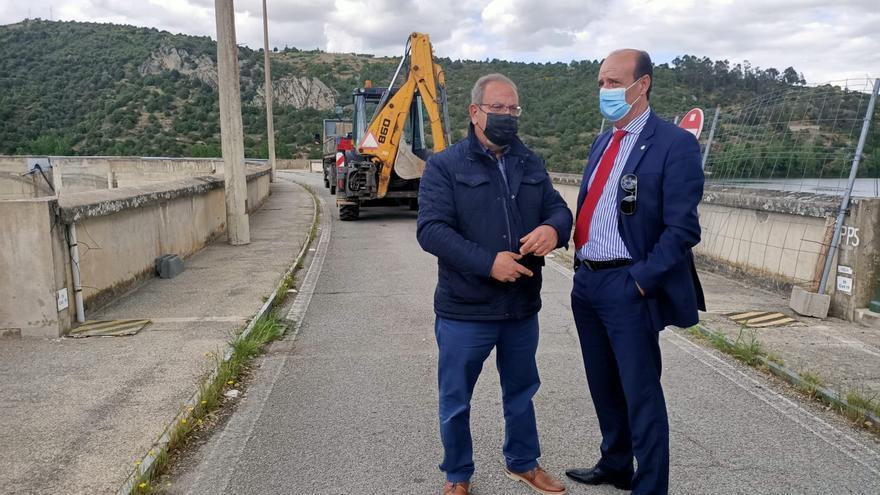 La Raya respira con el final del control de fronteras entre España y Portugal
