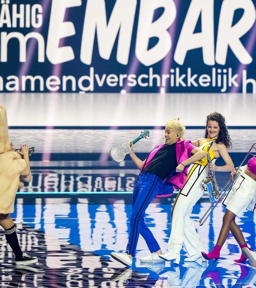 Todas las canciones de Eurovisión 2021