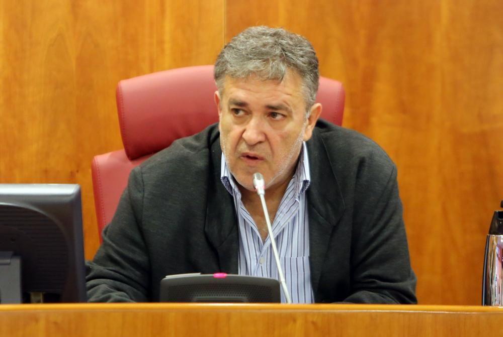 Javier Pardo Espiñeira (PSOE) Trabajó en Comisiones Obreras durante 30 años, donde fue responsable de acción sindical en la sección de alimentación de Vigo. Fue jefe de gabinete de la Alcaldía entre 2011 y 2015 y, en el último mandato, edil de Fomento, Limpieza y Contratación.