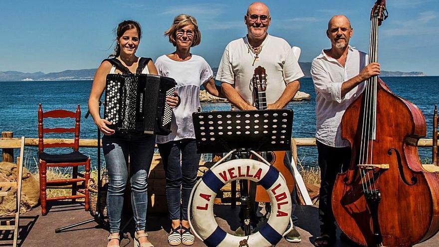 Música amb aires mariners a l'Escala
