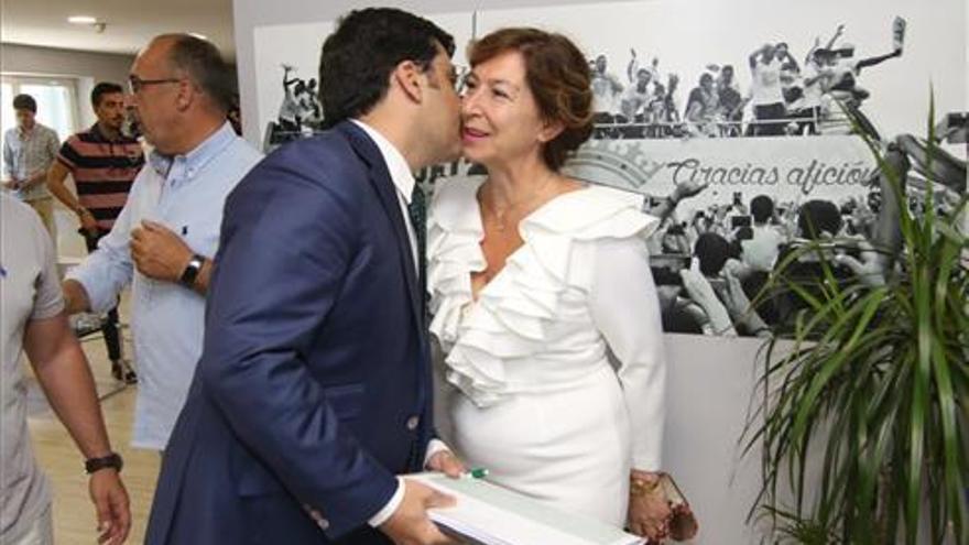 Magdalena Entrenas dará una rueda de prensa mañana, a las 11.30 horas