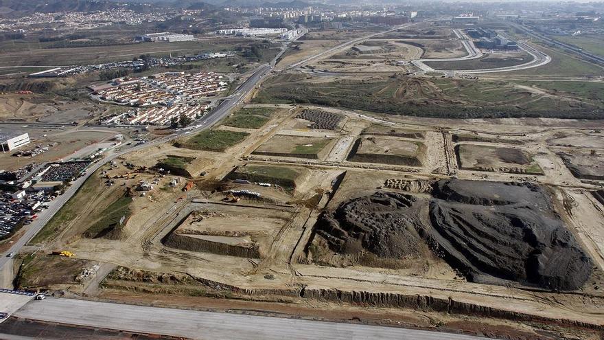El Ayuntamiento de Málaga hará un nuevo barrio de VPO junto al campus de Teatinos