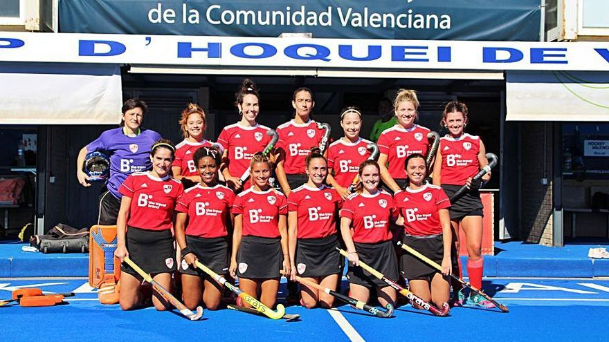Debut en Liga del Mallorca Hockey Club