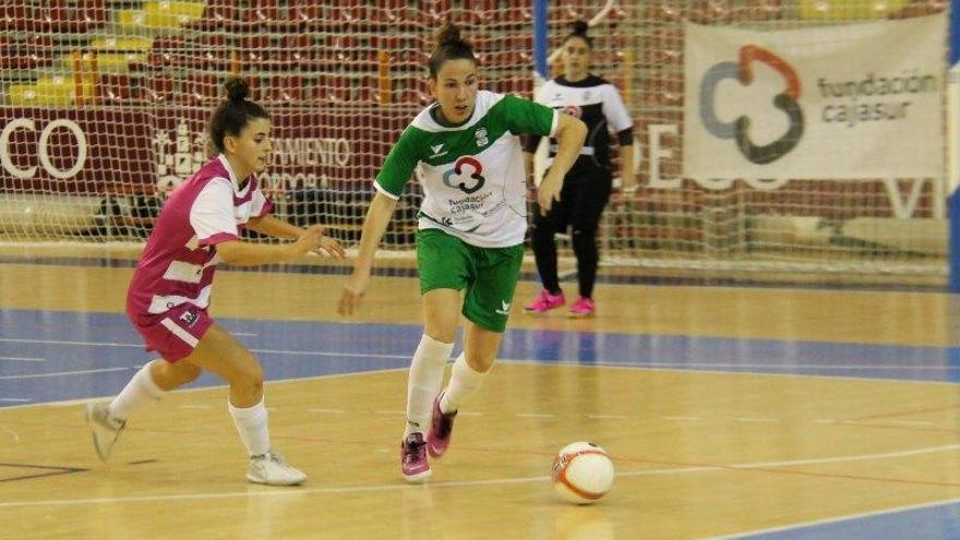 Inma Sojo confirma su continuidad en el Deportivo Córdoba
