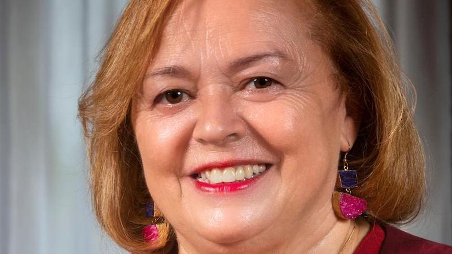 La presidenta del Consejo Superior de Investigaciones Científicas(CSIC), Rosa Menéndez.