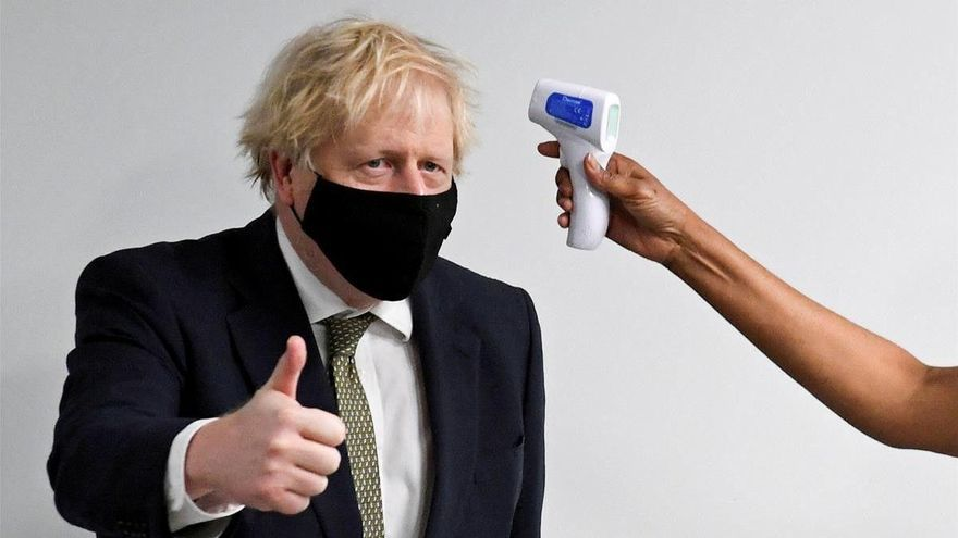 Inglaterra entra en confinamiento estricto hasta marzo