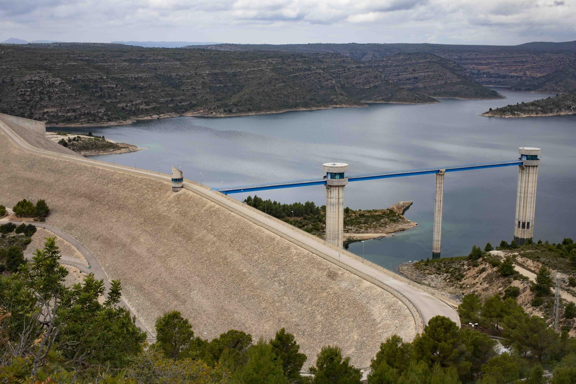 Se cumplen 25 años de la inauguración de la presa de Tous