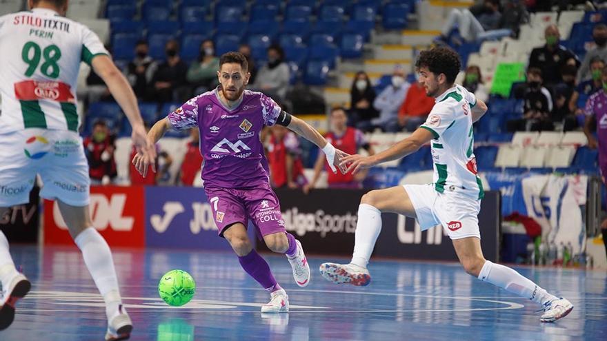 El Córdoba Patrimonio muere de pie ante el Palma Futsal