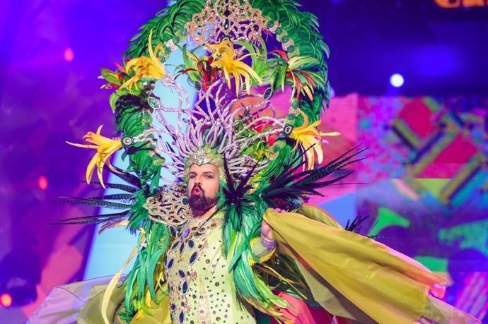 Concurso de disfraces adultos LPGC 2019  | 22/02/2019 | Fotógrafo: Tony Hernández