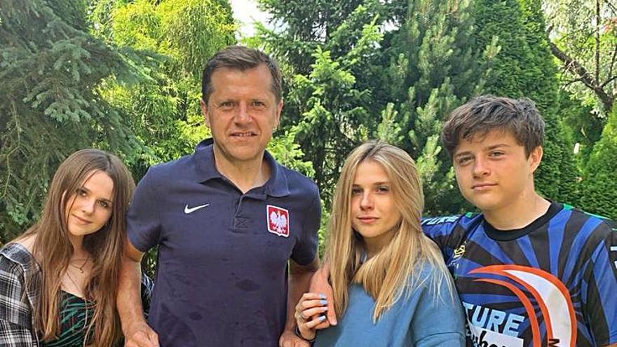 """Kucharski, la estrella polaca que no brilló en el Sporting: """"Volveré a El Molinón para mostrarlo a mis hijos"""""""