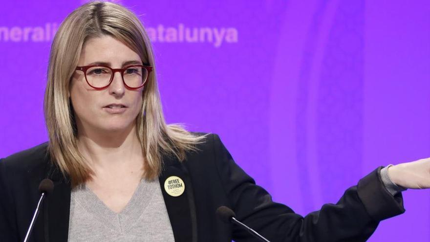 """JxCat pide llenar urnas el 14F ante la """"ofensiva del Estado"""""""