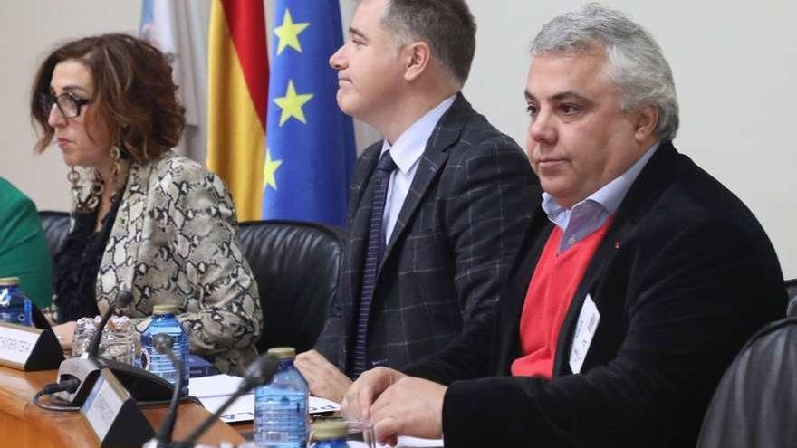 Emerxencias critica la gestión del Concello de Vigo en el accidente de O Marisquiño