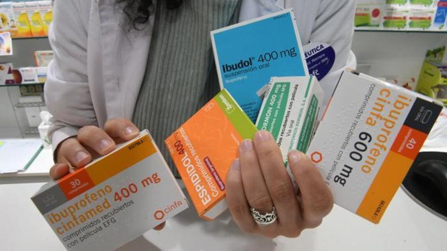 Ibuprofèn: 7 casos en que NO es recomana prendre'n
