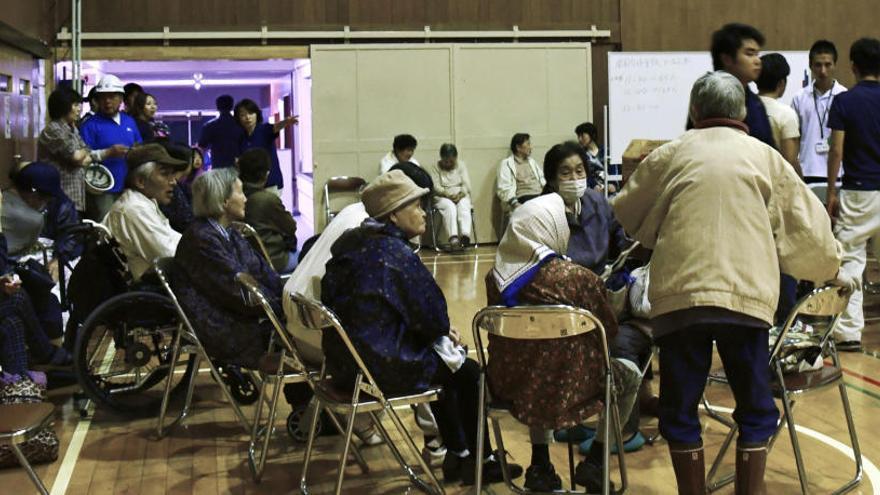Un terratrèmol de magnitud 6,8 provoca un avís de tsunami al nord del Japó
