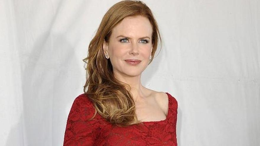 Nicole Kidman podría convertirse en Grace Kelly en el cine