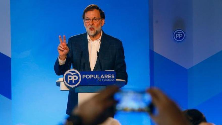 Rajoy defiende la ampliación a más delitos de la prisión permanente revisable