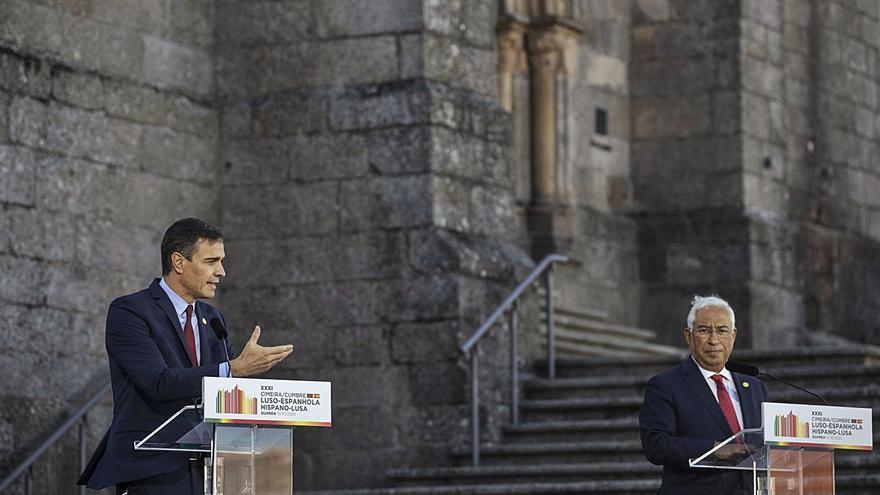 Zamora reclama avances en la nueva cumbre hispanolusa