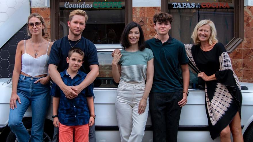 'Cuéntame cómo pasó' dice adiós a los niños que interpretan a Oriol y Santi