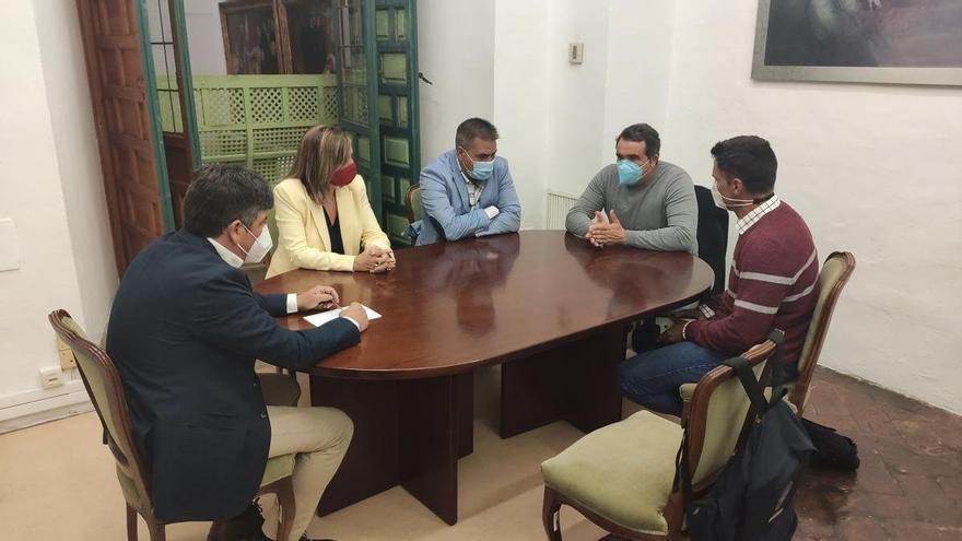 CCOO demanda un aumento del presupuesto del Consorcio de Bomberos de Córdoba