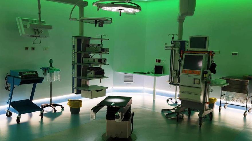 L'Hospital de Figueres acaba la reforma del bloc quirúrgic