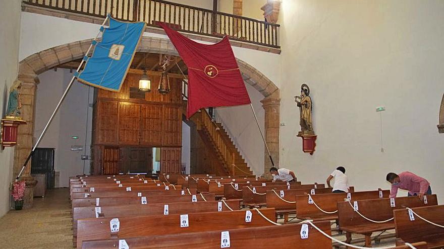 Alcañices abre hoy los actos de la Virgen de la Salud en el Santuario