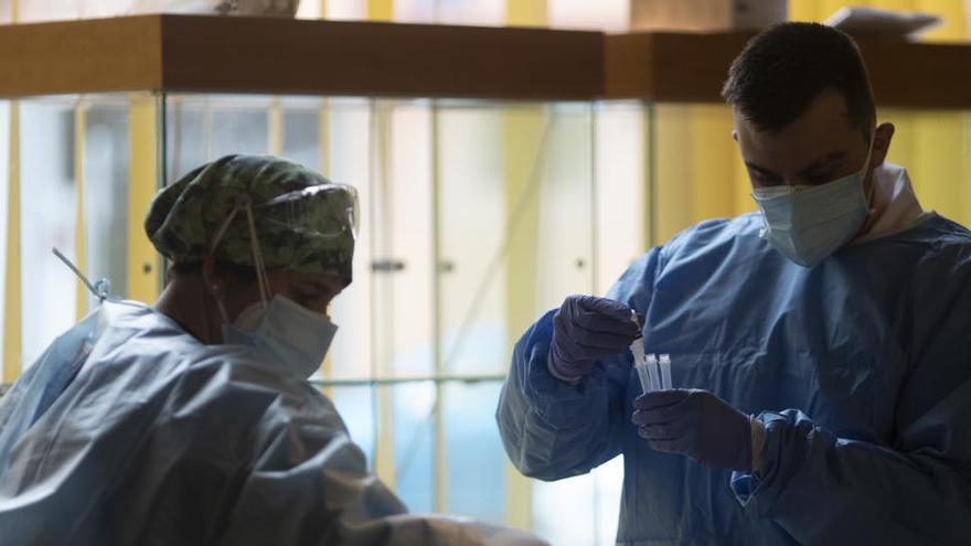 Sanidad comunica 513 muertes y 17.853 nuevos contagios de Covid-19