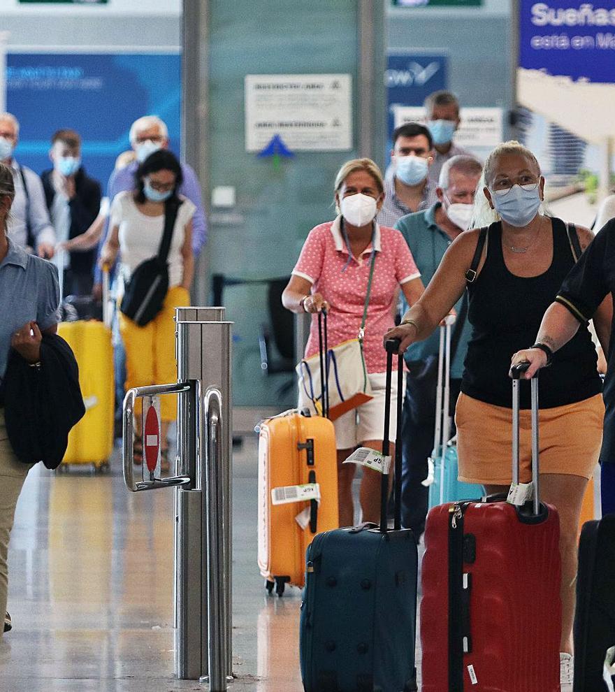 Málaga recupera el 80% de su afluencia turística pero con cifras aún en niveles de hace más de una década