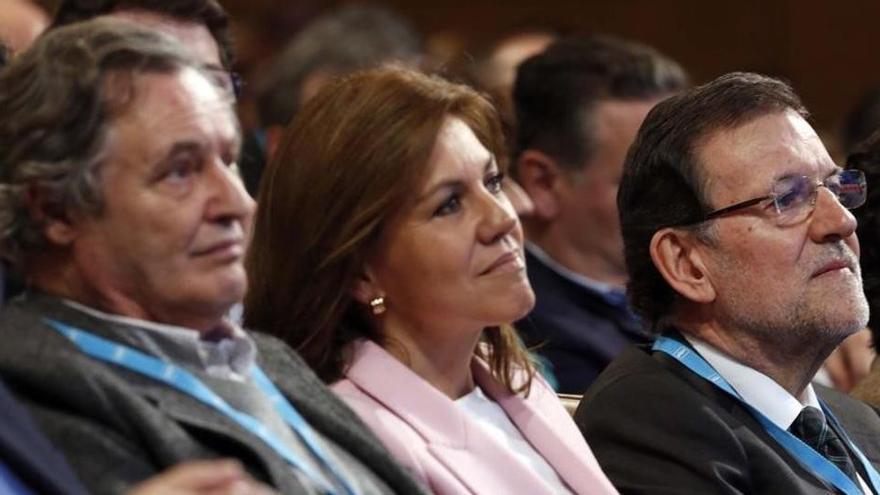 """García Castaño: """"Rajoy y Cospedal estaban al corriente"""""""