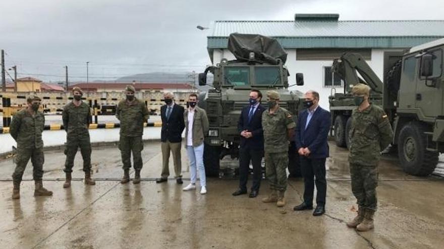 Córdoba optará a la macro base logística que planea el Ejército español