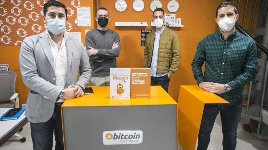Bitcoin, marca uvieína