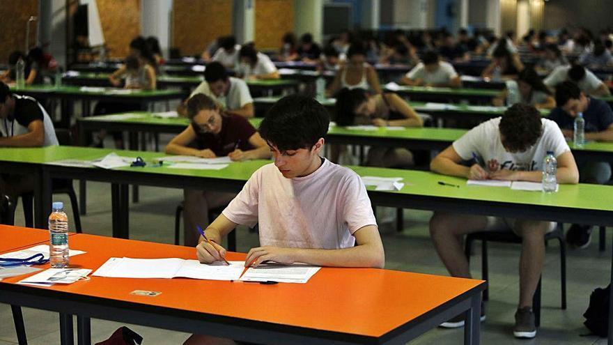 La media de Matemáticas sube más de 2 puntos tras el polémico examen de 2019