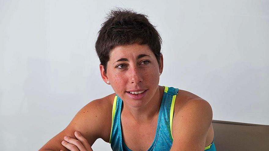 Carla Suárez sufre un cáncer linfático