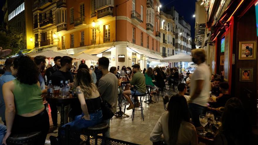 Las denuncias en Málaga por no llevar mascarilla suben un 42% el pasado fin de semana