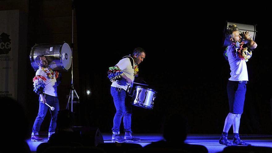 Silleda recupera la actividad cultural con música y títeres