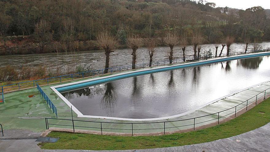 La lluvia y el deshielo elevan el caudal de los ríos un 3% por encima de su nivel medio
