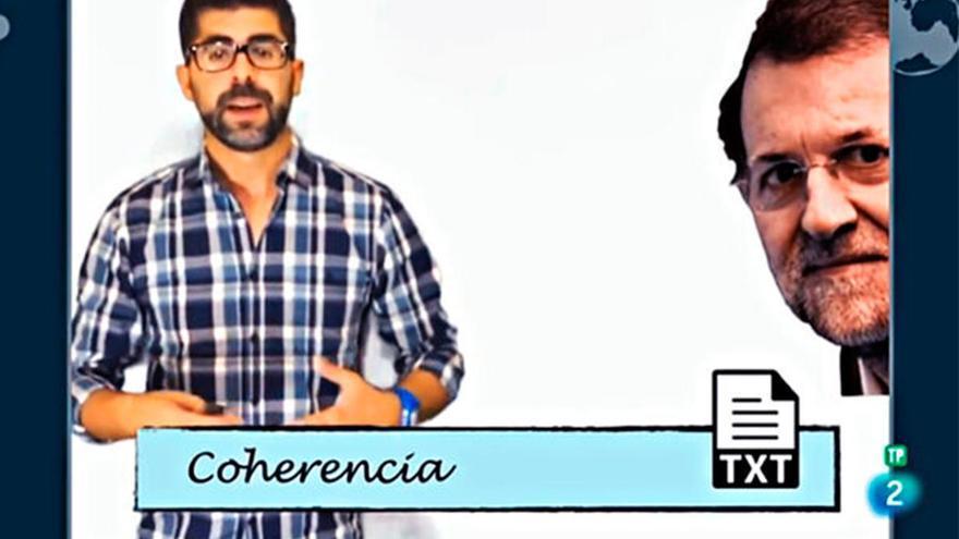 El Gobierno se disculpa por usar a Rajoy en el programa de TVE 'Aprendemos en casa'