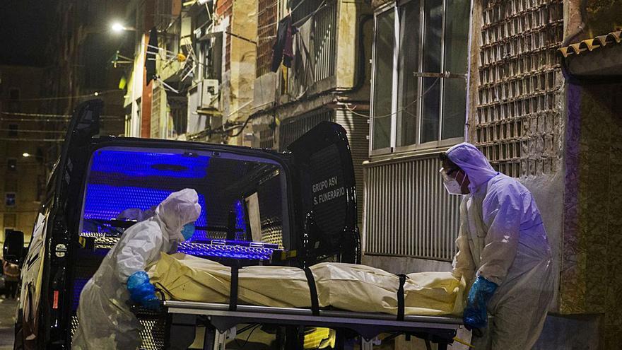 La pandemia se cobra 3.000 vidas y suma ya más muertes en la provincia que los infartos o el alzhéimer