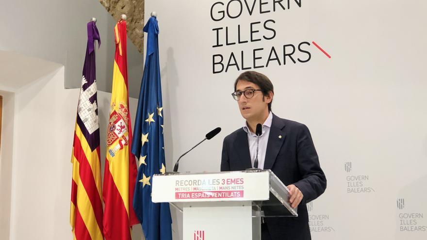 """La OCB valora el """"esfuerzo"""" de Negueruela por expresarse en catalán  y le anima """"perseverar"""""""