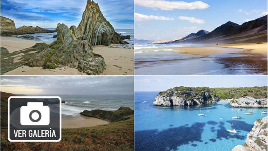 Las 10 playas nudistas más espectaculares de España