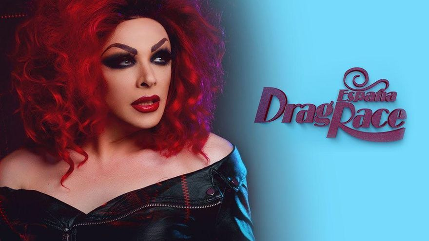 Supremme de Luxe serà la presentadora de «Drag Race España» a Atresplayer Premium