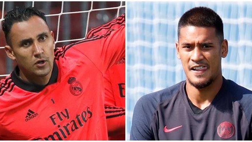 El Madrid traspasa a Keylor al PSG a cambio de Areola